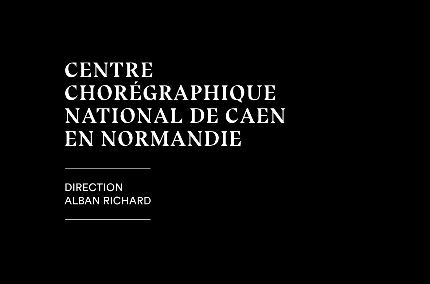 Murmure journal centre chor graphique national de caen en normandie - Journal en normandie ...
