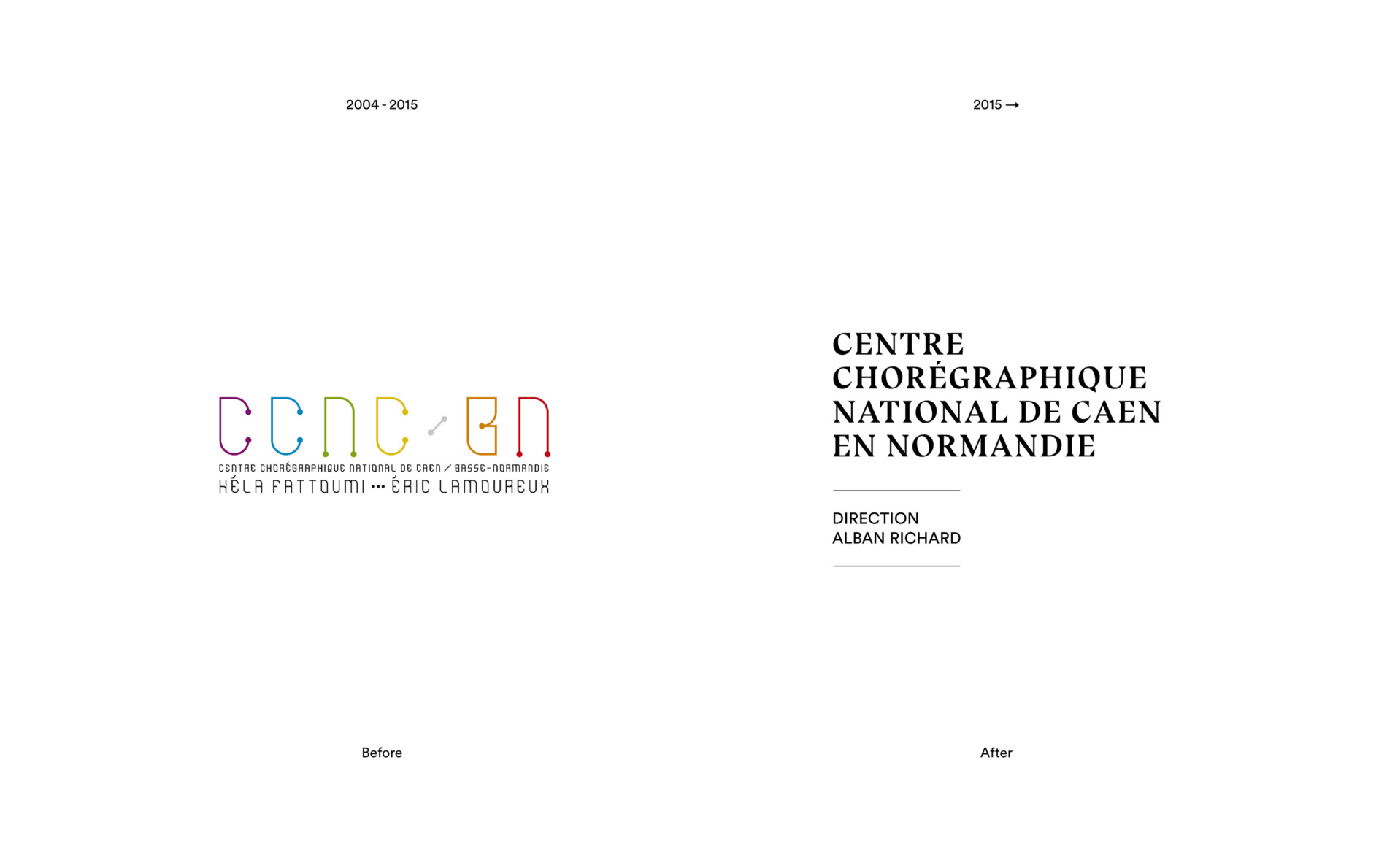 Illustration of the project CCN Caen